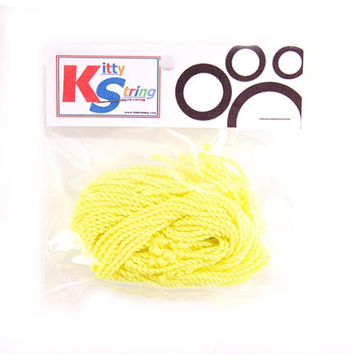Kitty String - 10 Pack Yellow